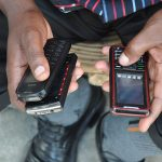 Banking, mobile money and taxes