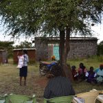 Are parents in Kenya engaged in schools?