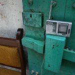 Citizens, radios, noticeboards