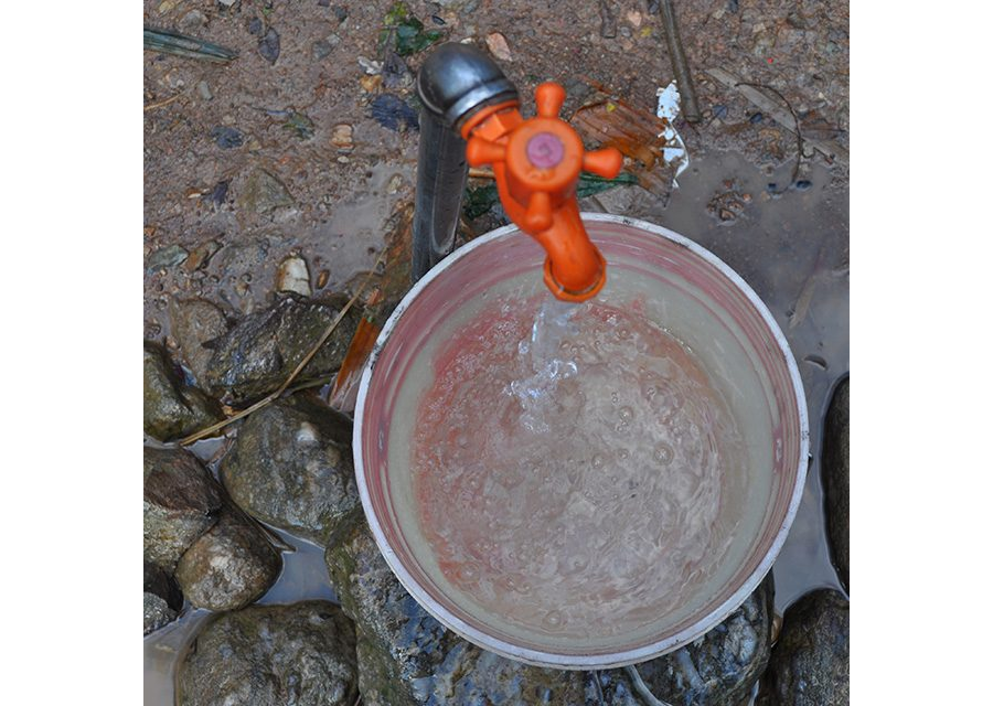 Majority of households in Uganda access water from an improved source
