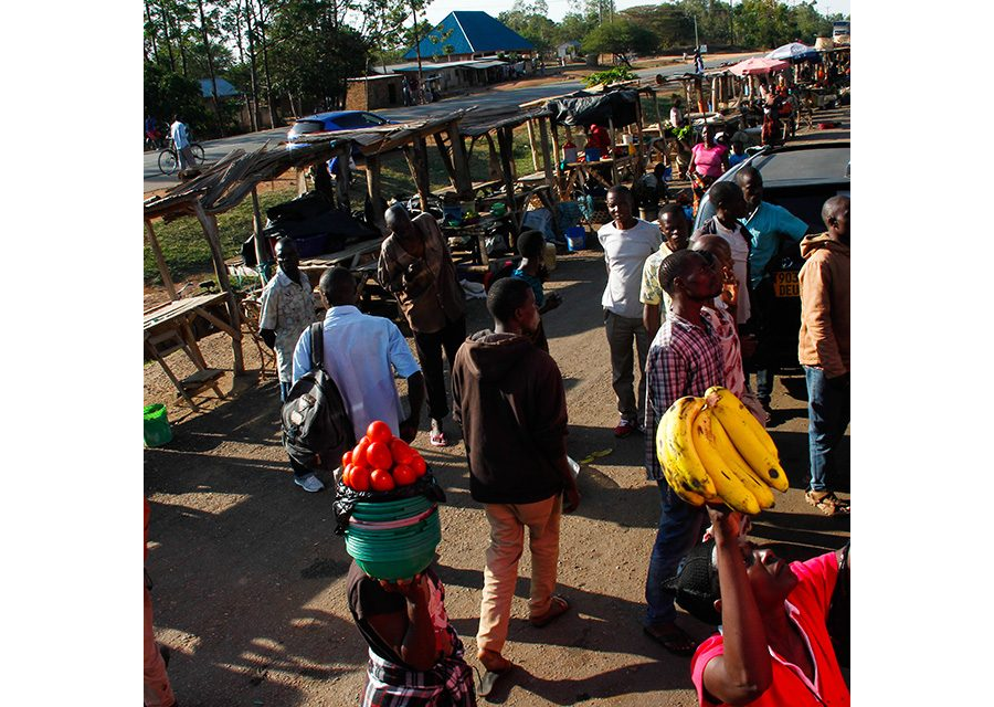 1 out of 4 Kenyans depend on casual employment