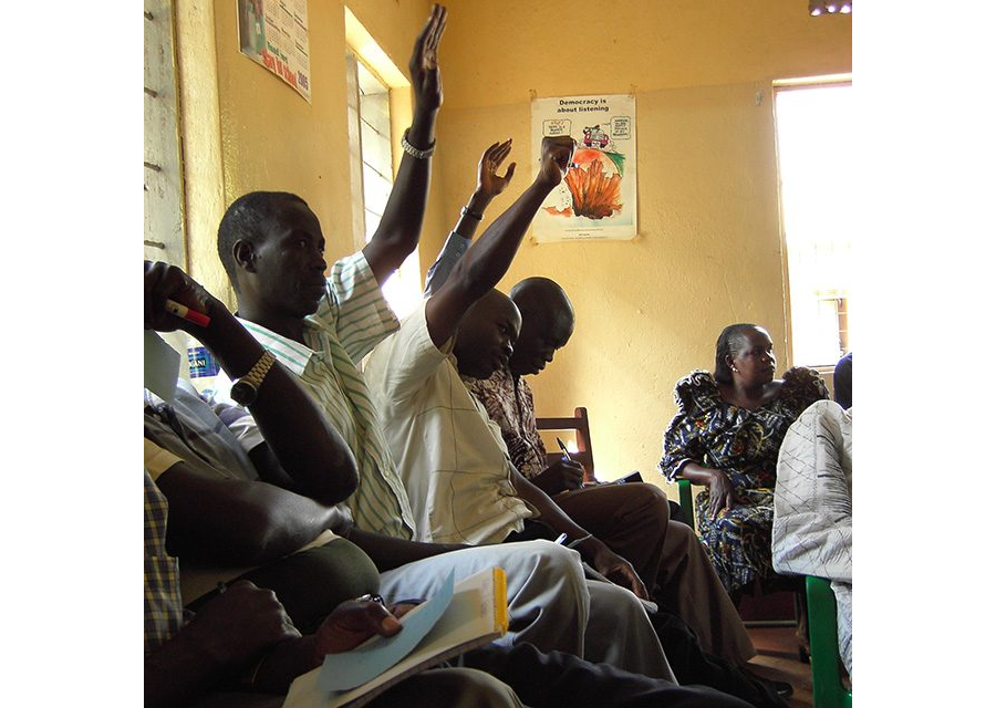We the people: Ugandans' views on governance, information and citizen engagement