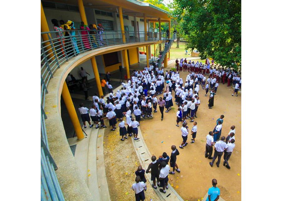 Uwezo goes to schools