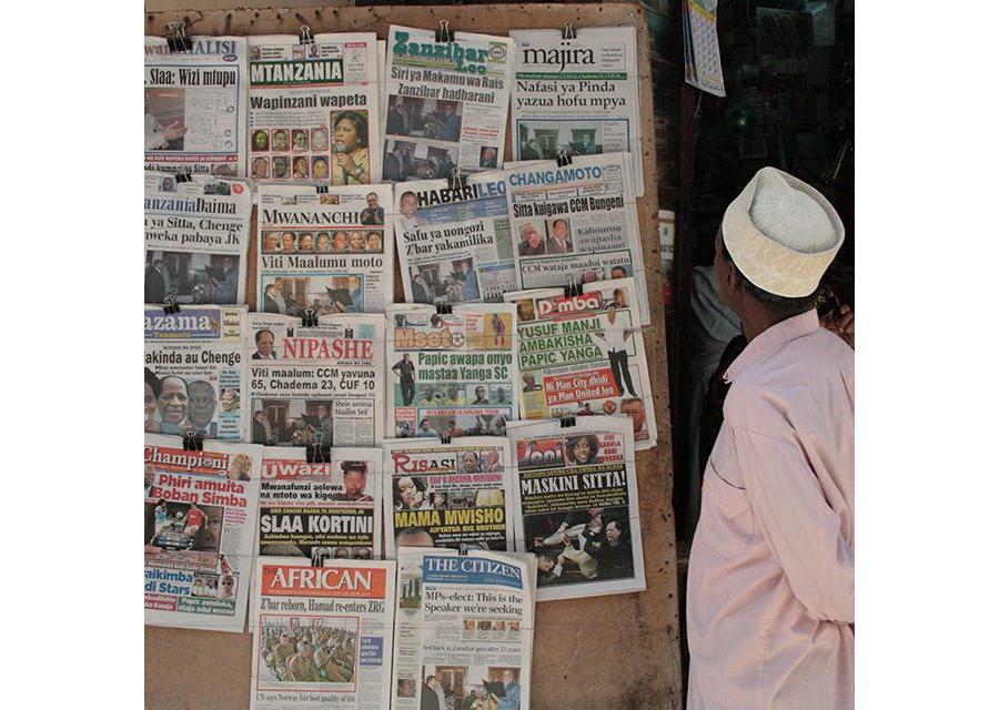 Making headlines in 2015
