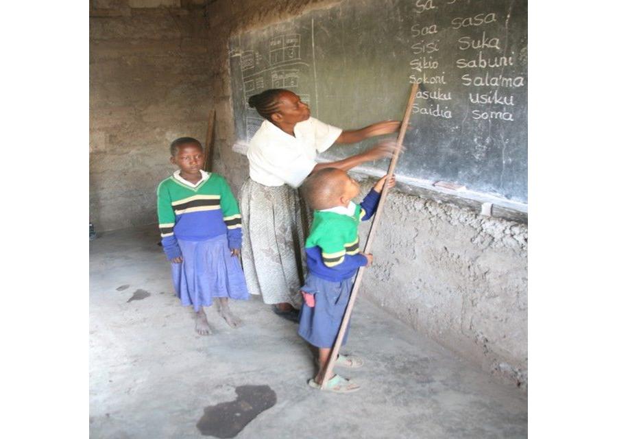 Simbachawene speaking at the KiuFunza Teachers