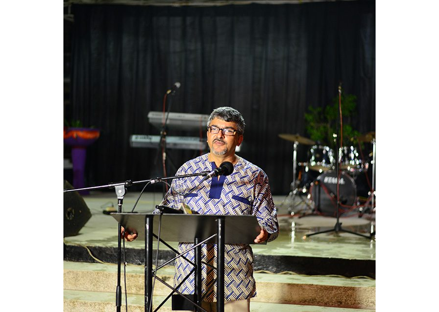 Rakesh Rajani at OGP Bali