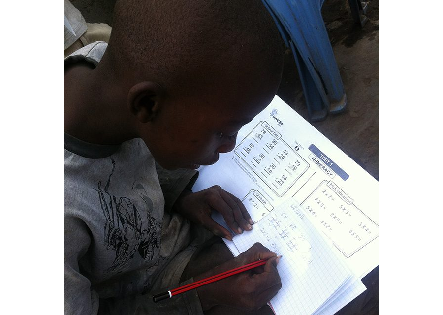 Uwezo Uganda 2017: Test Booklet